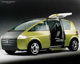 Fotos de Volkswagen Noah Concept 1997