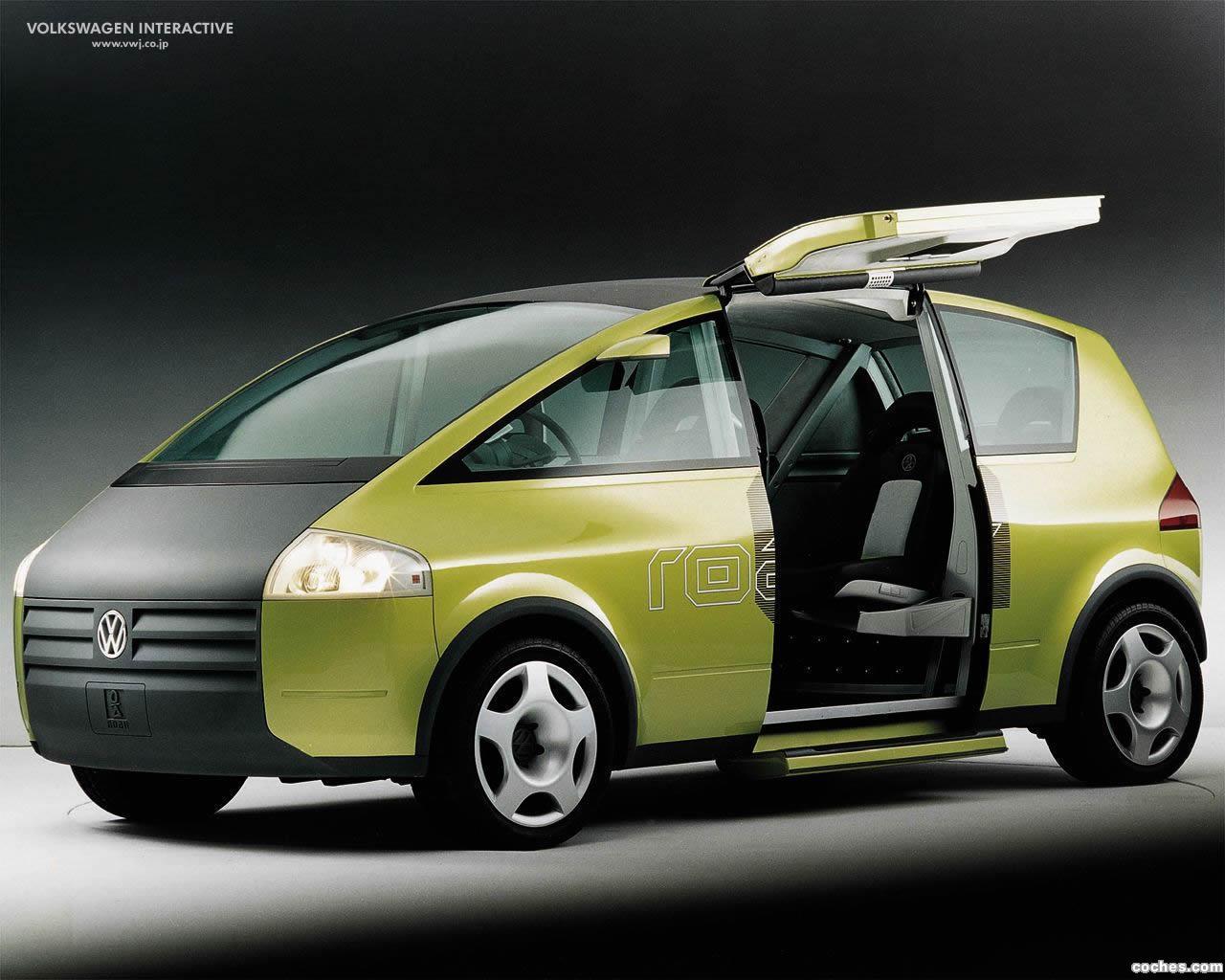 Foto 0 de Volkswagen Noah Concept 1997