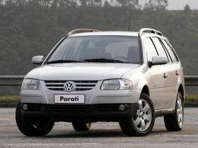 Fotos de Volkswagen Parati