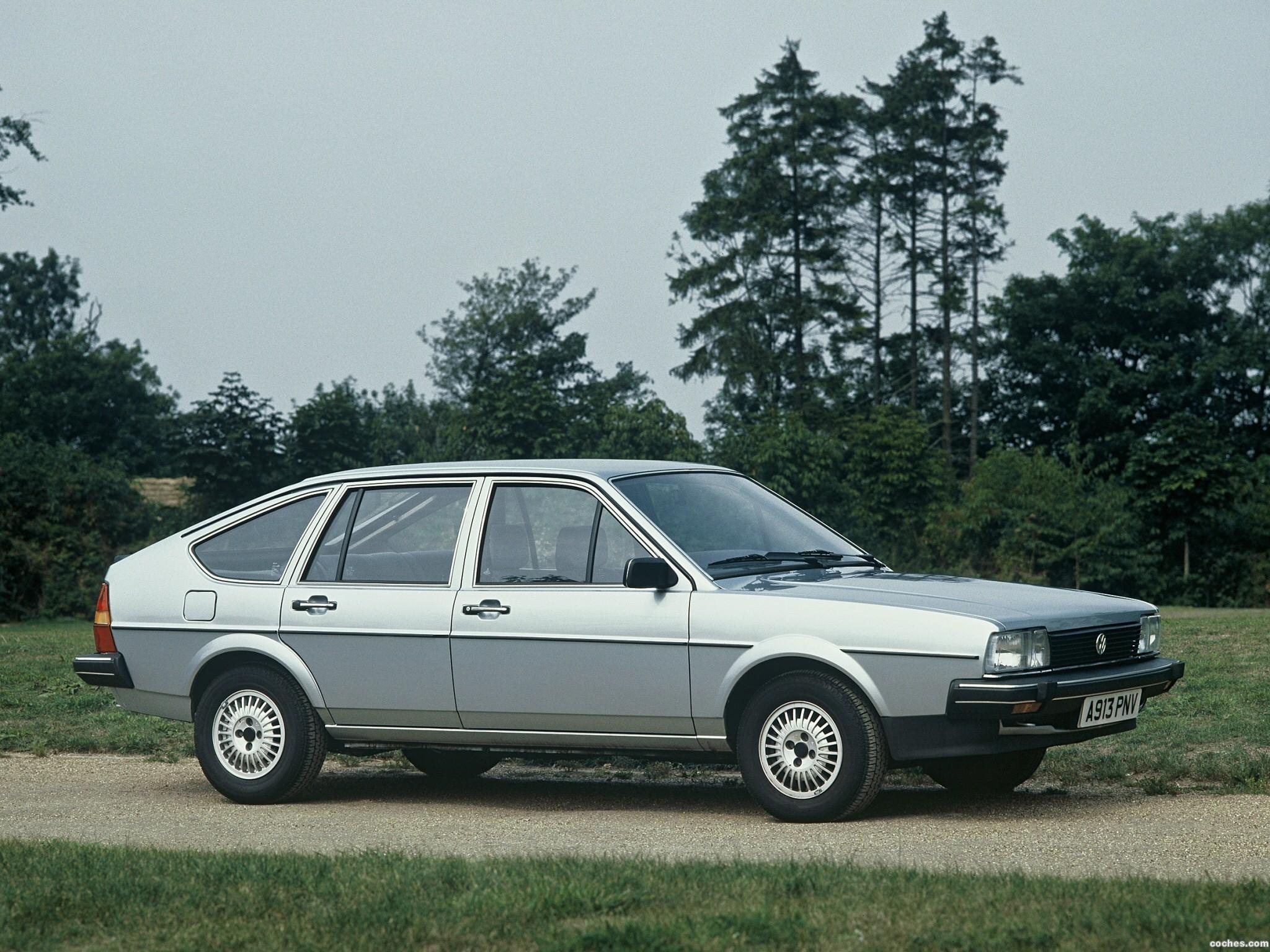 Foto 0 de Volkswagen Passat 1981