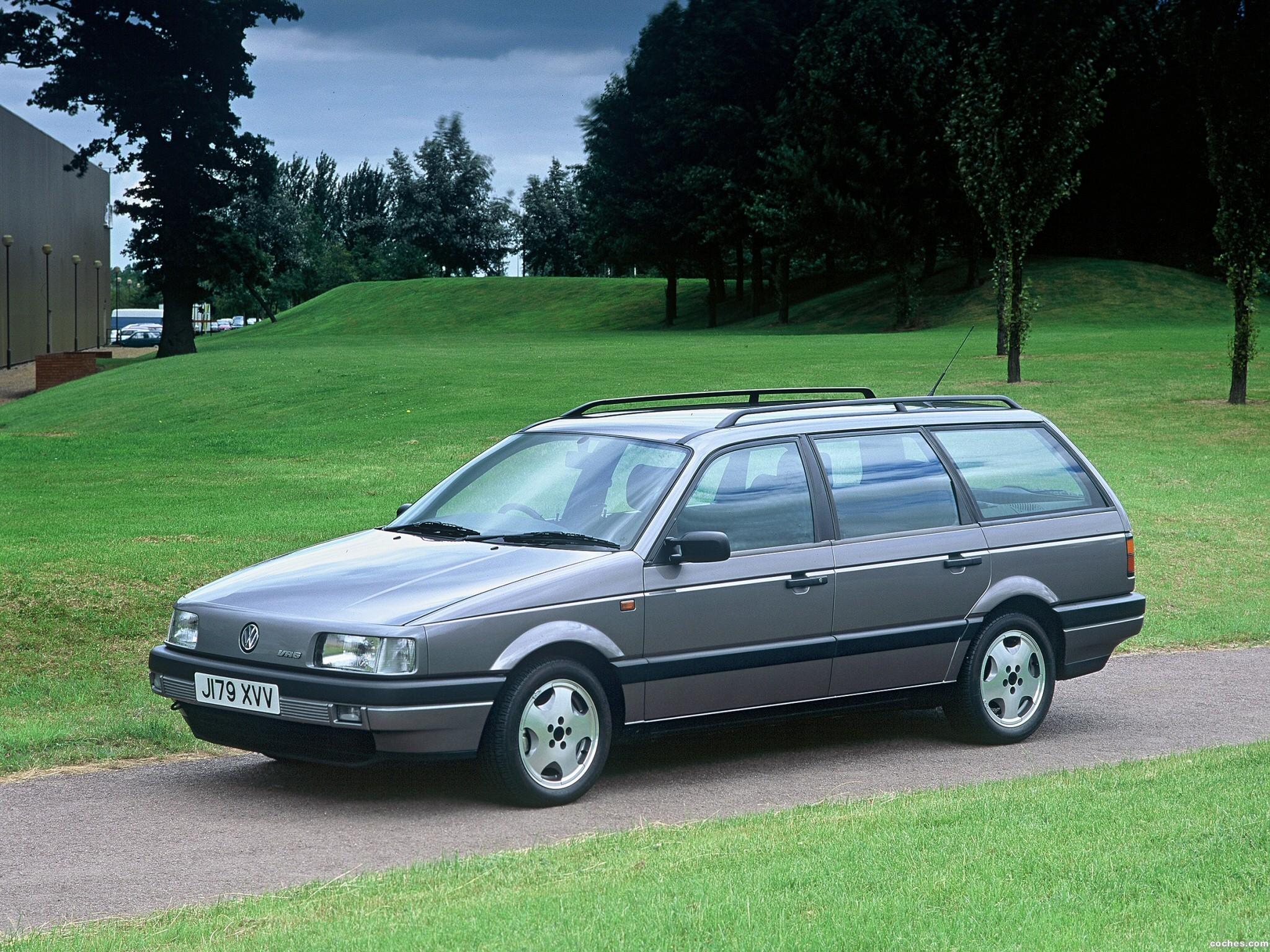 Foto 0 de Volkswagen Passat 1989