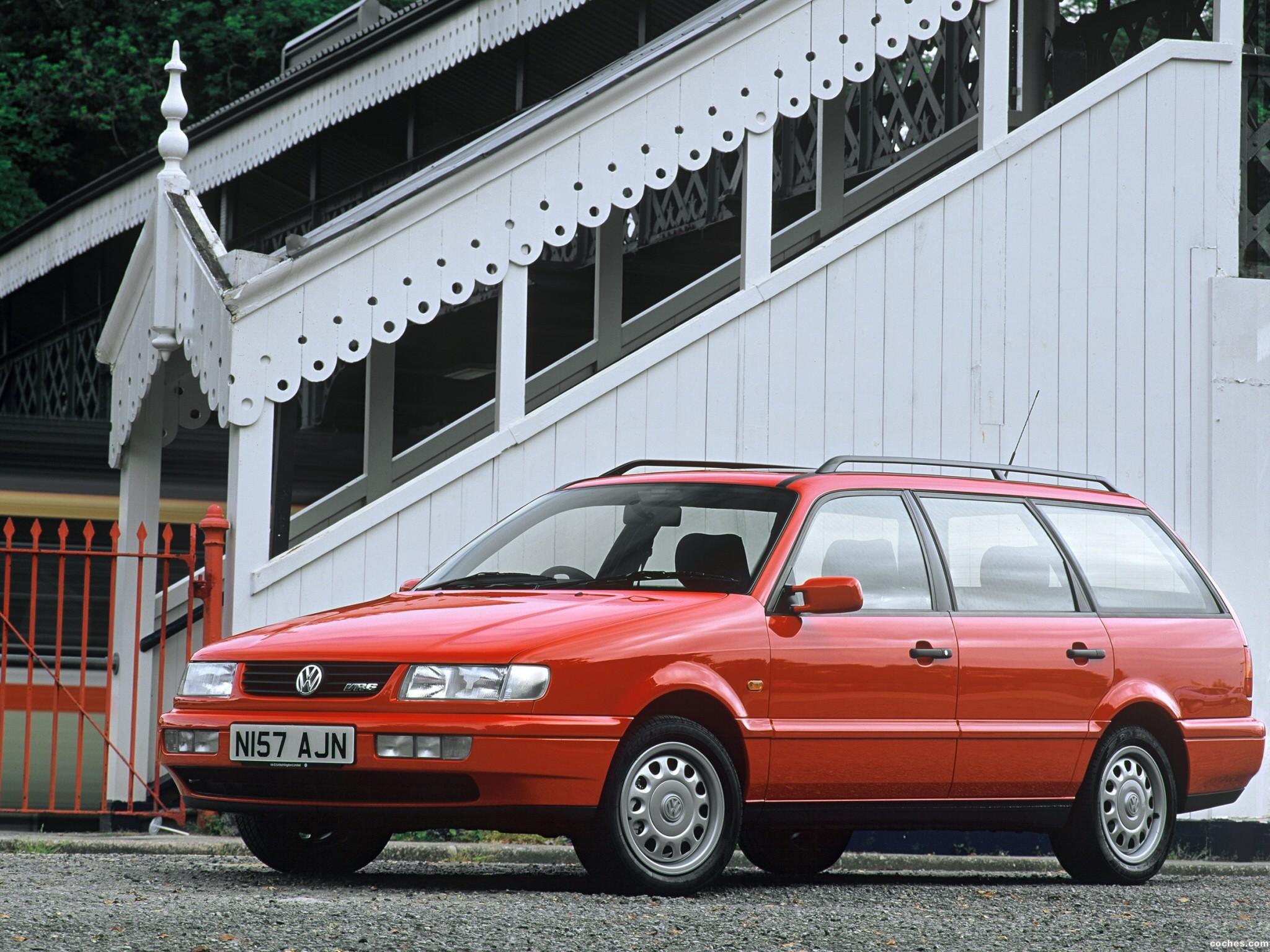 Foto 0 de Volkswagen Passat 1994