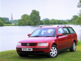 Ver foto 1 de Volkswagen Passat 1997