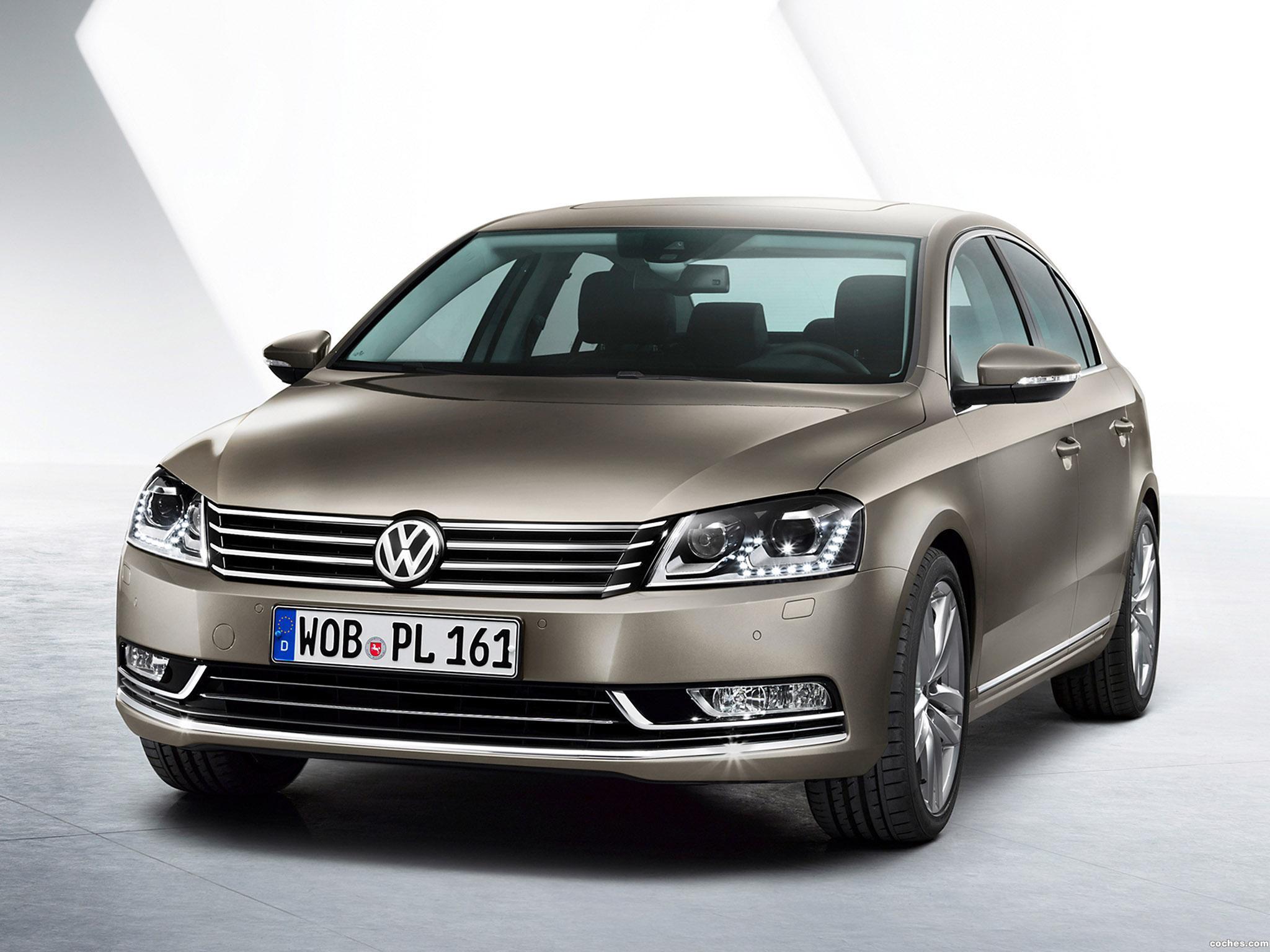Foto 0 de Volkswagen Passat 2010