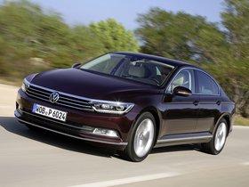 Fotos de Volkswagen Passat 2015