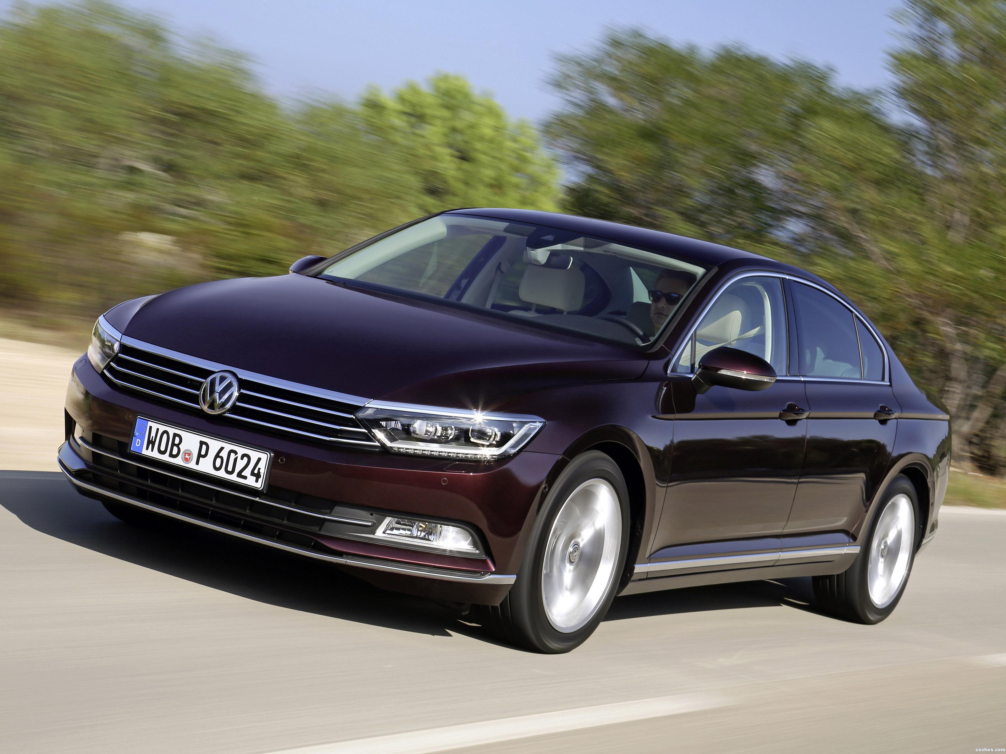 Foto 0 de Volkswagen Passat 2015