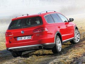 Ver foto 28 de Volkswagen Passat Alltrack 2012