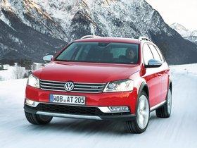 Ver foto 21 de Volkswagen Passat Alltrack 2012