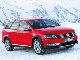 Ver foto 12 de Volkswagen Passat Alltrack 2012