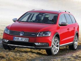 Ver foto 10 de Volkswagen Passat Alltrack 2012