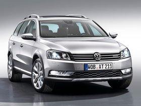 Ver foto 6 de Volkswagen Passat Alltrack 2012
