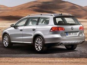 Ver foto 3 de Volkswagen Passat Alltrack 2012