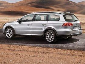Ver foto 2 de Volkswagen Passat Alltrack 2012