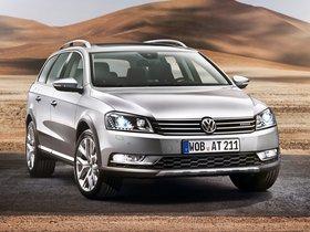 Ver foto 1 de Volkswagen Passat Alltrack 2012