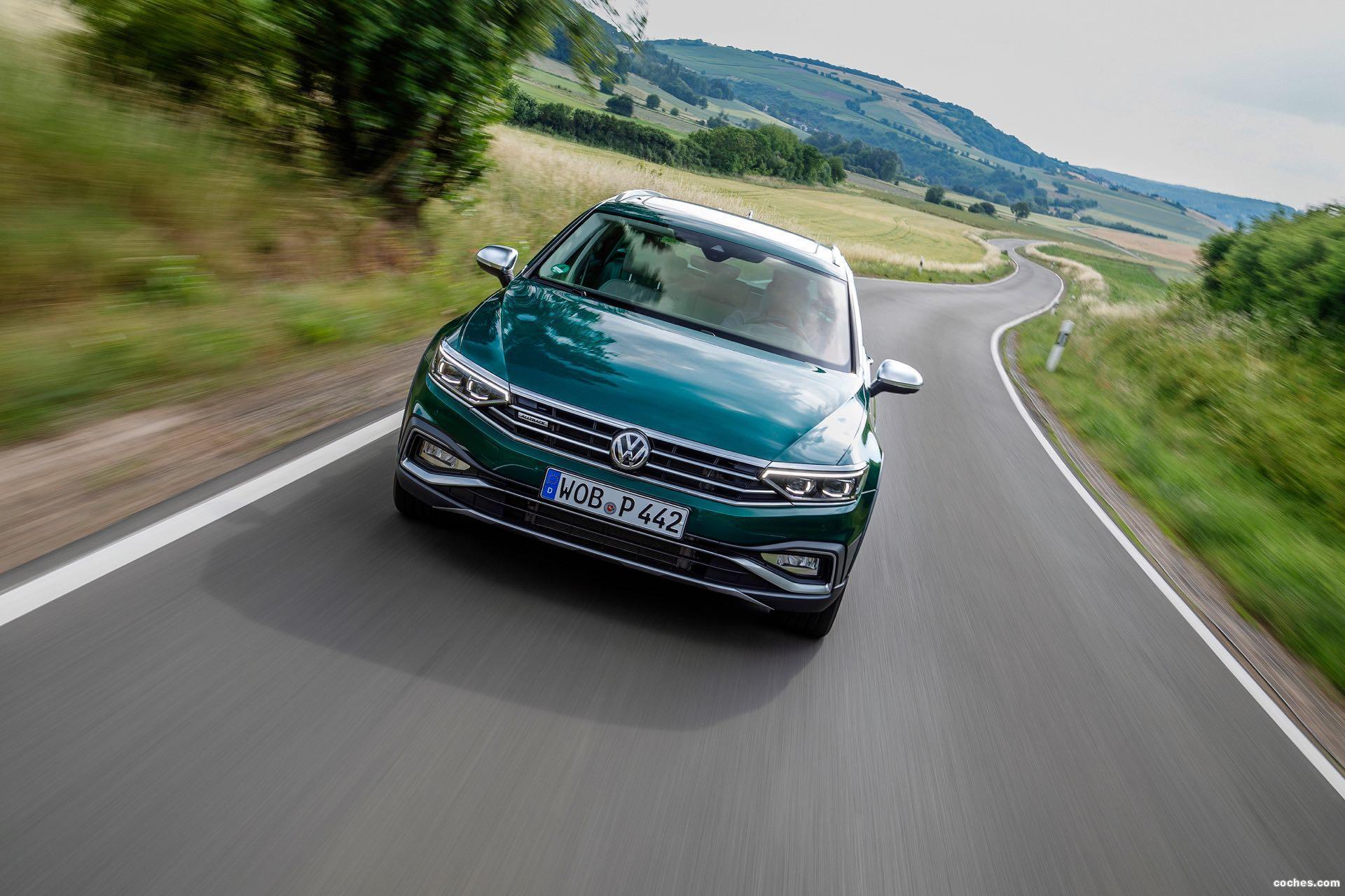 Foto 23 de Volkswagen Passat Alltrack 2019