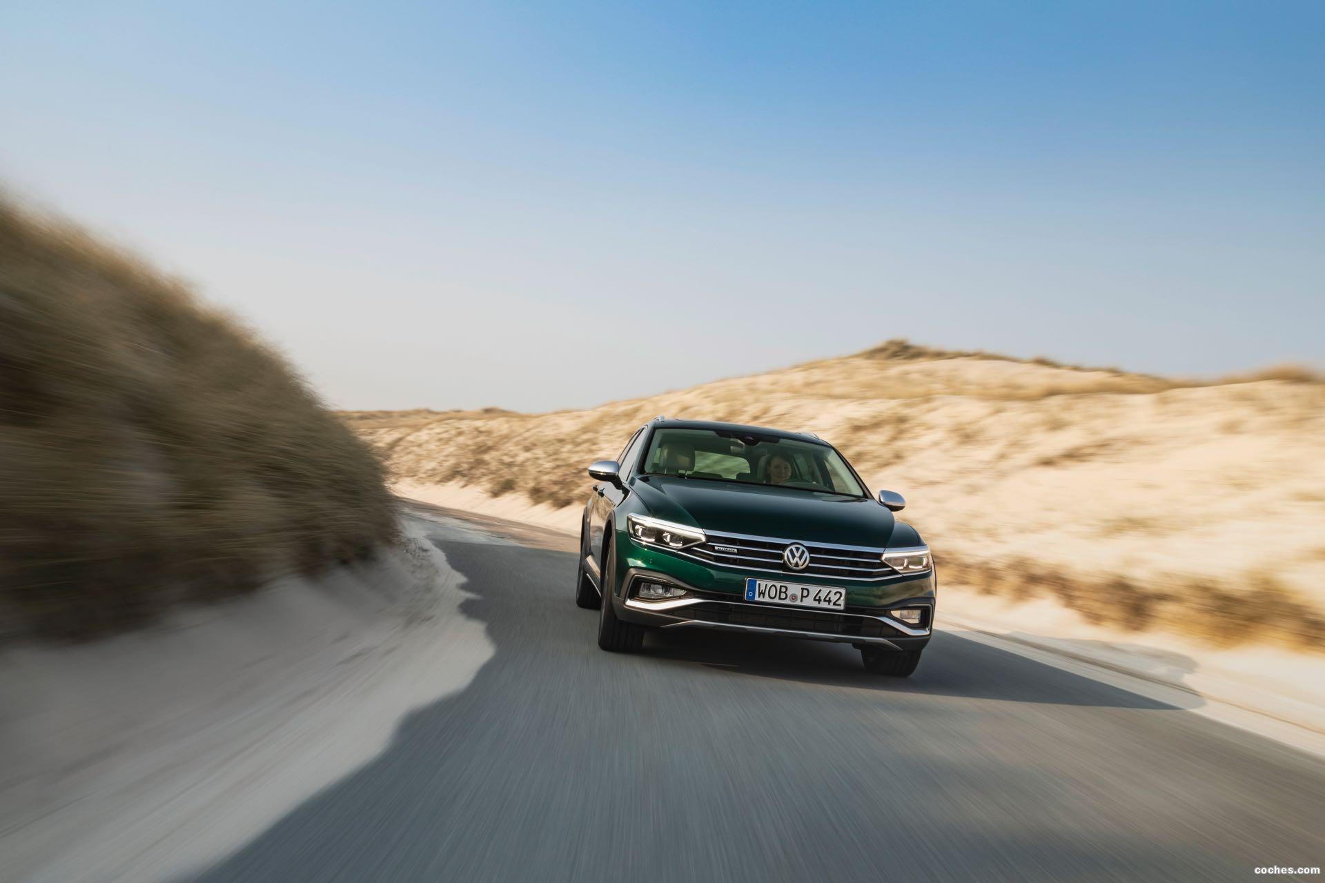 Foto 9 de Volkswagen Passat Alltrack 2019