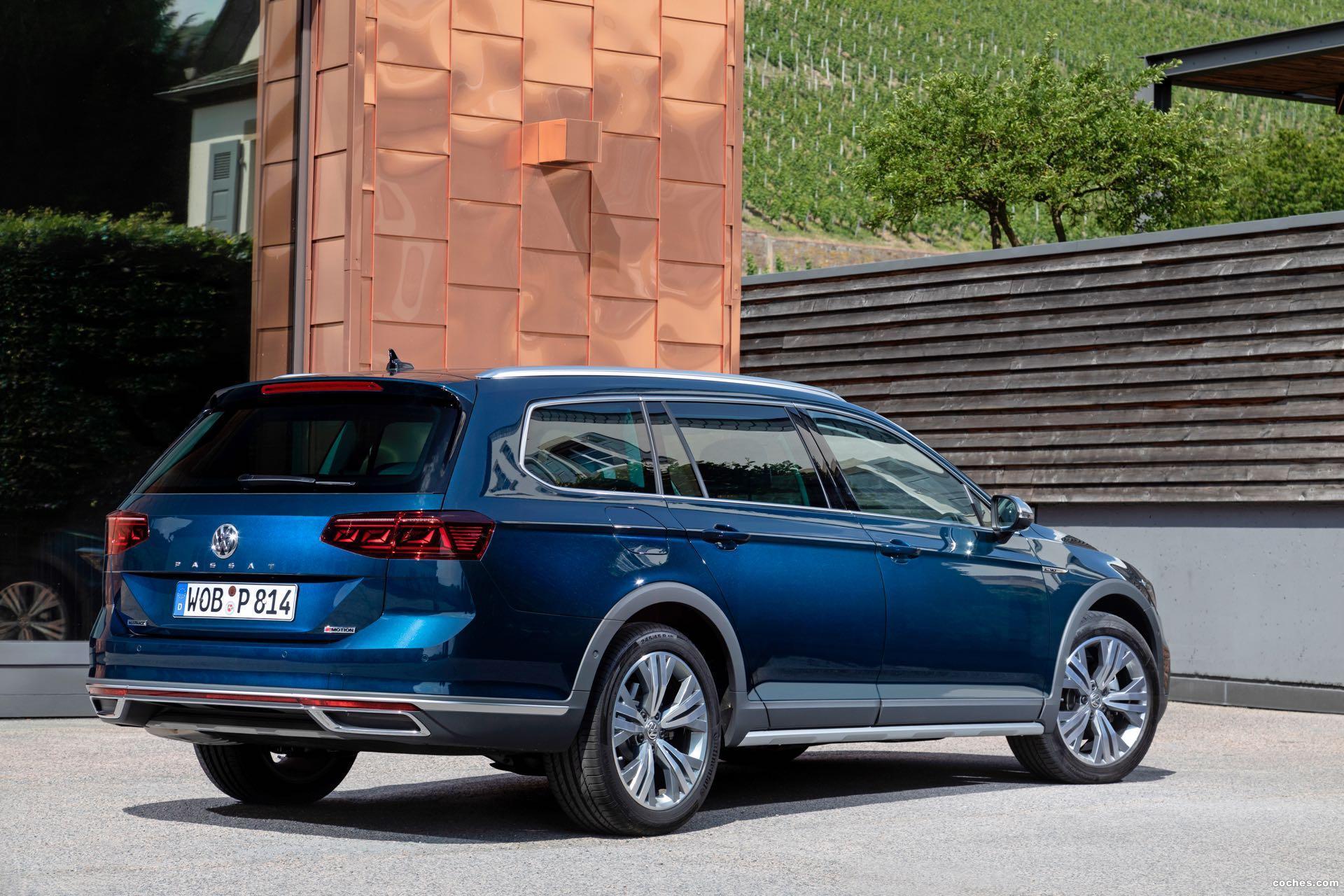 Foto 33 de Volkswagen Passat Alltrack 2019