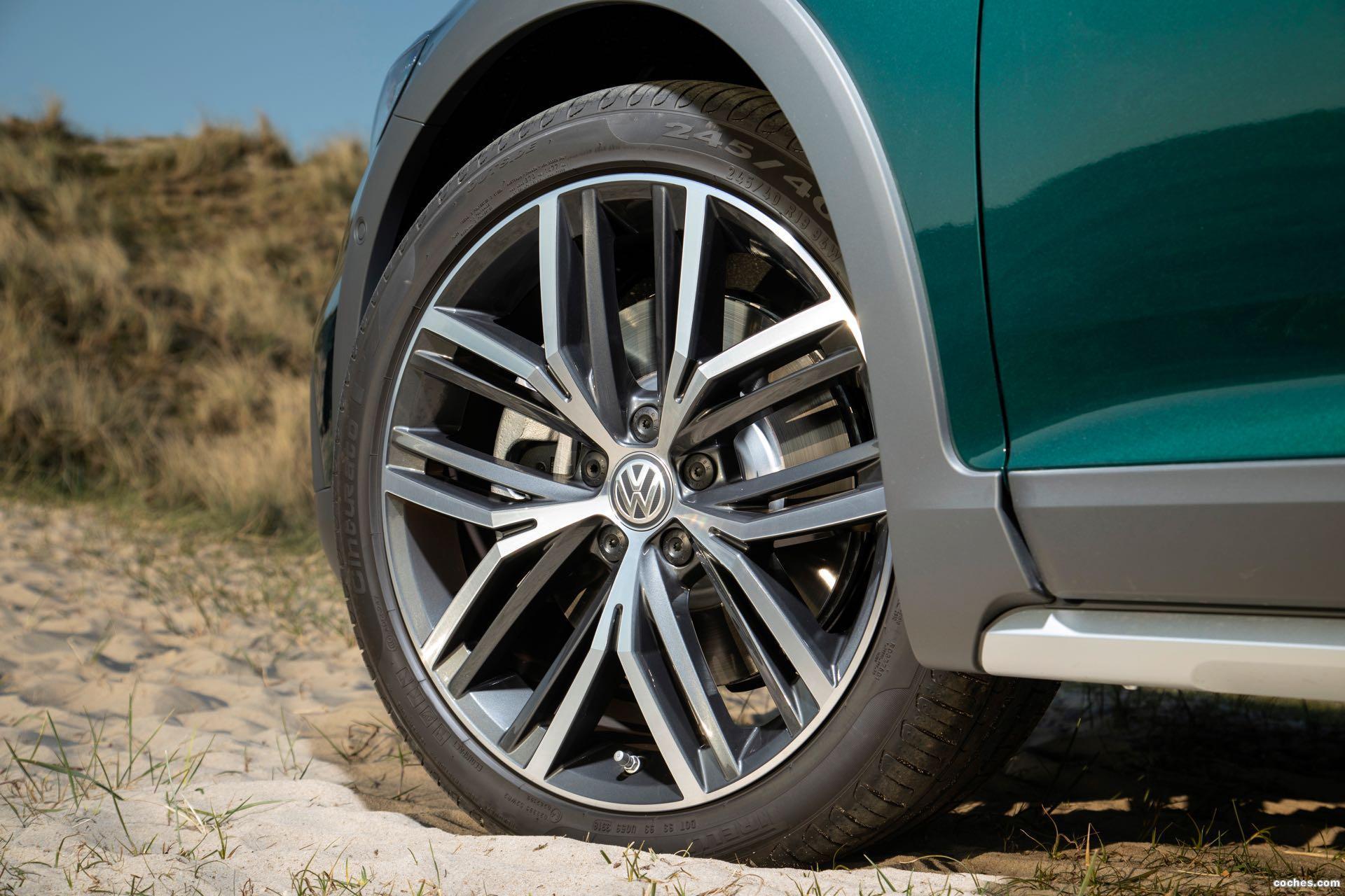 Foto 28 de Volkswagen Passat Alltrack 2019