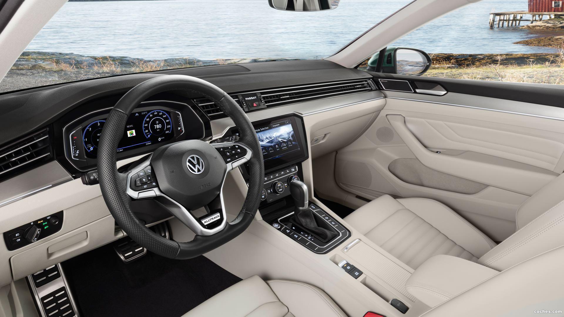 Foto 15 de Volkswagen Passat Alltrack 2019