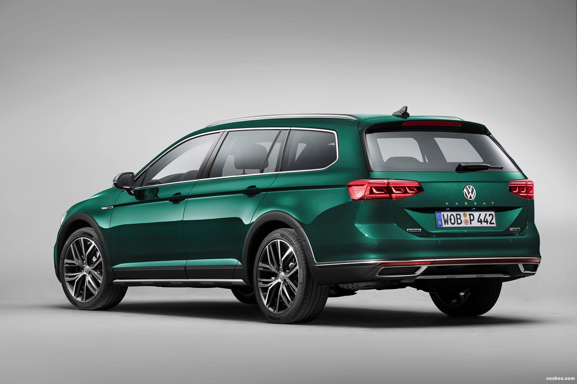 Foto 1 de Volkswagen Passat Alltrack 2019