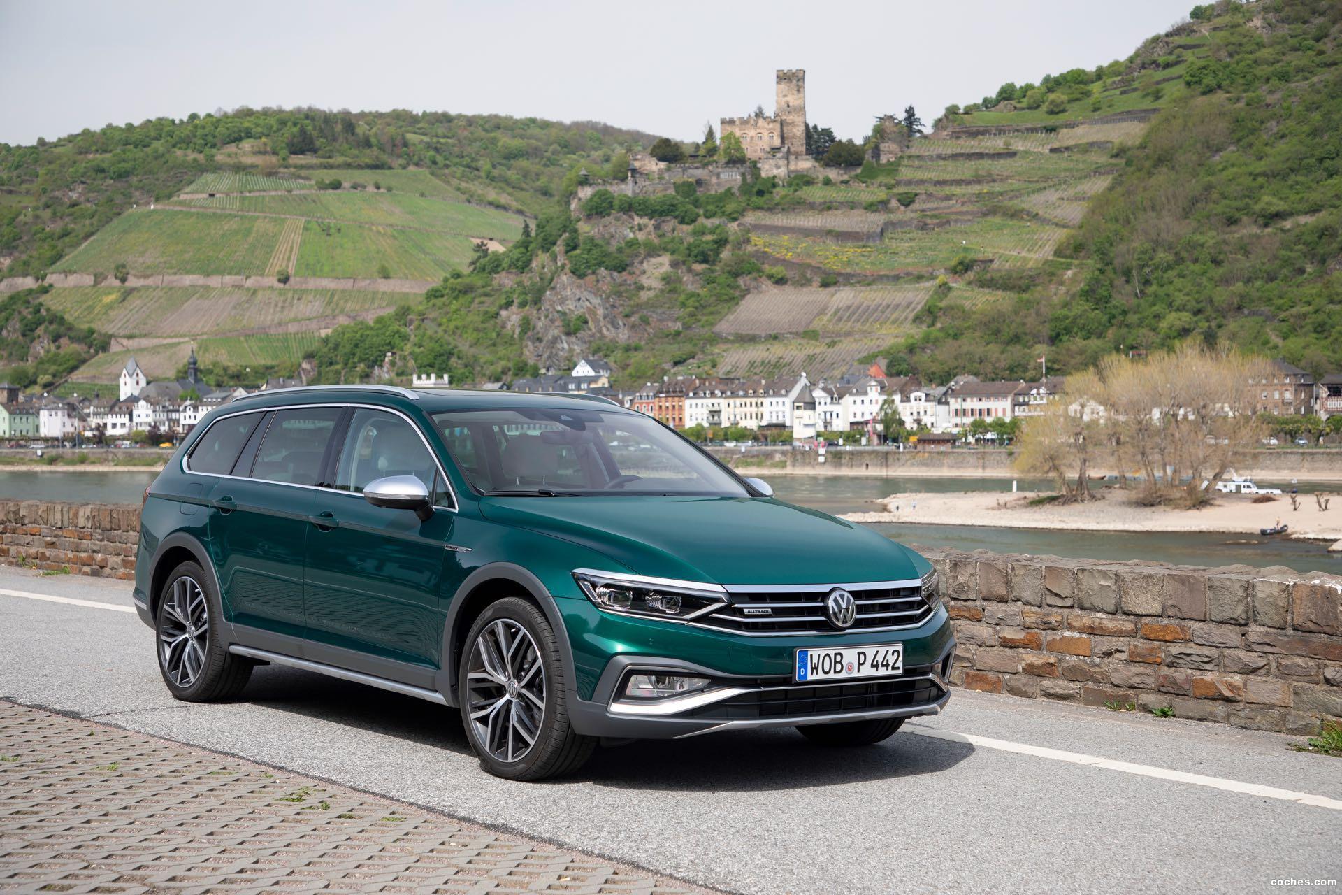Foto 26 de Volkswagen Passat Alltrack 2019