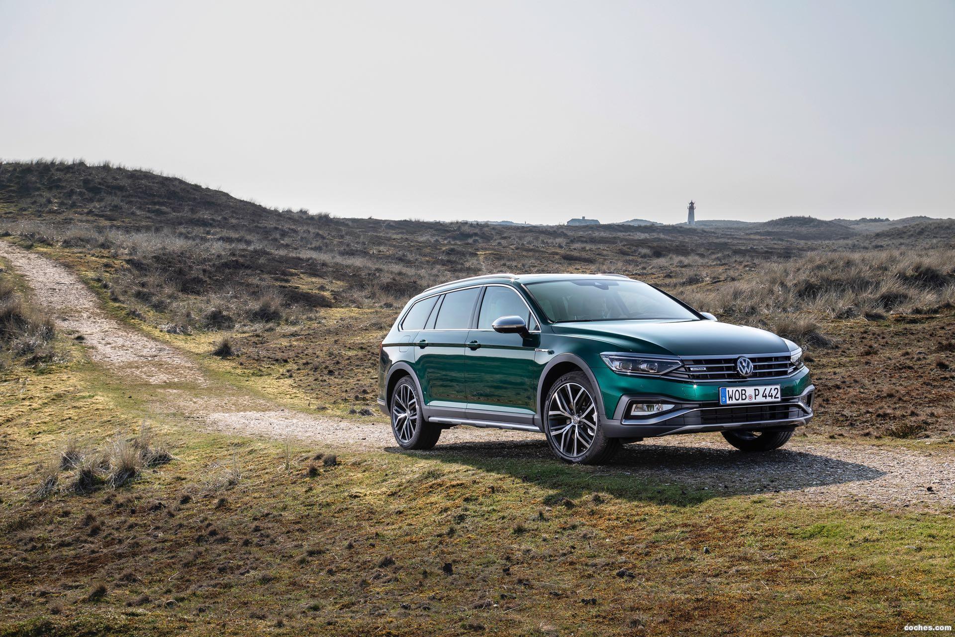 Foto 10 de Volkswagen Passat Alltrack 2019