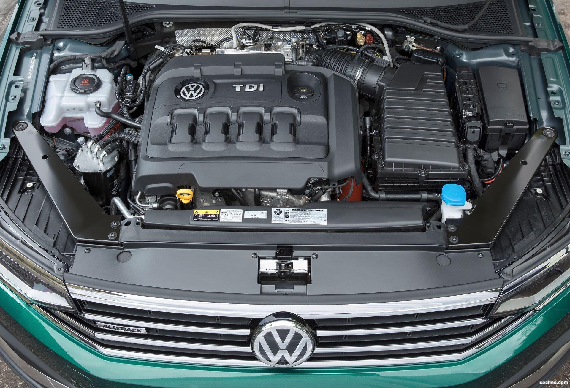 Foto 22 de Volkswagen Passat Alltrack 2019