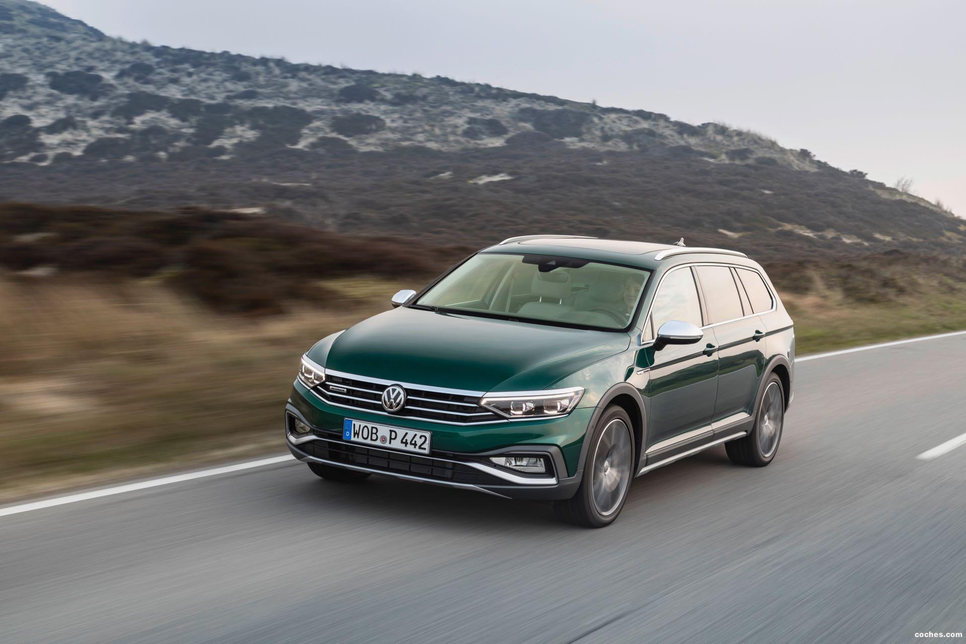 Foto 7 de Volkswagen Passat Alltrack 2019