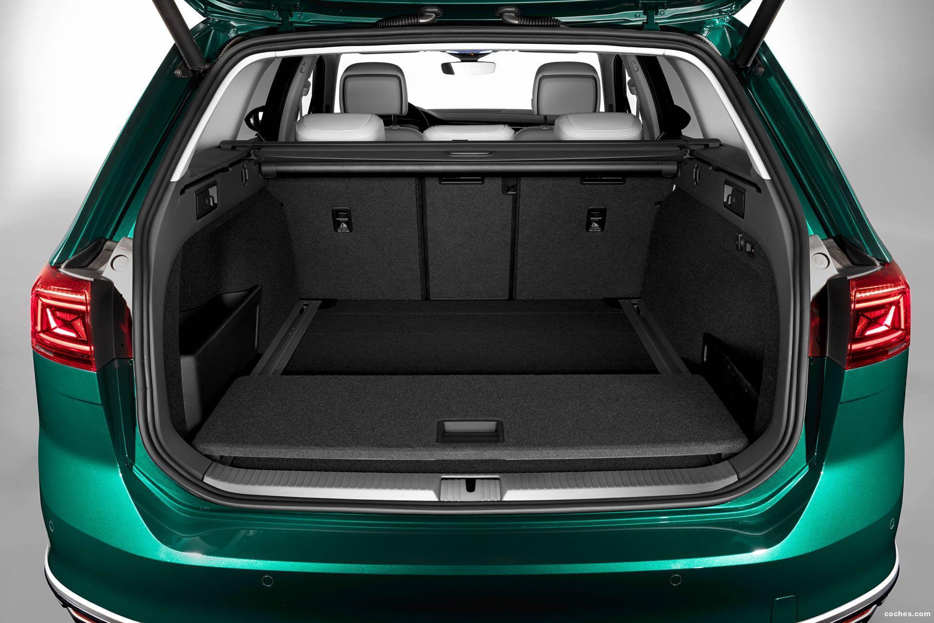 Foto 5 de Volkswagen Passat Alltrack 2019