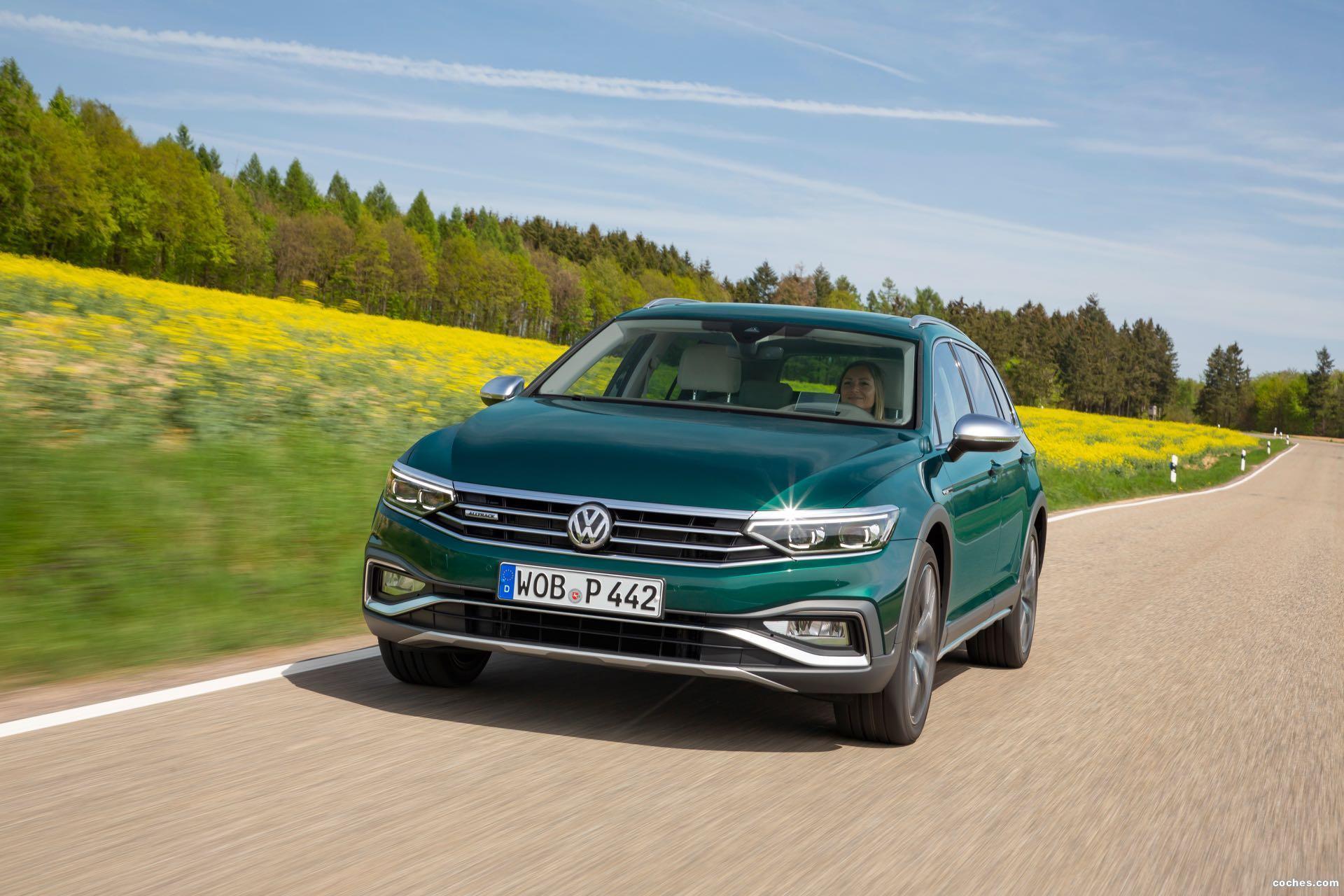 Foto 36 de Volkswagen Passat Alltrack 2019