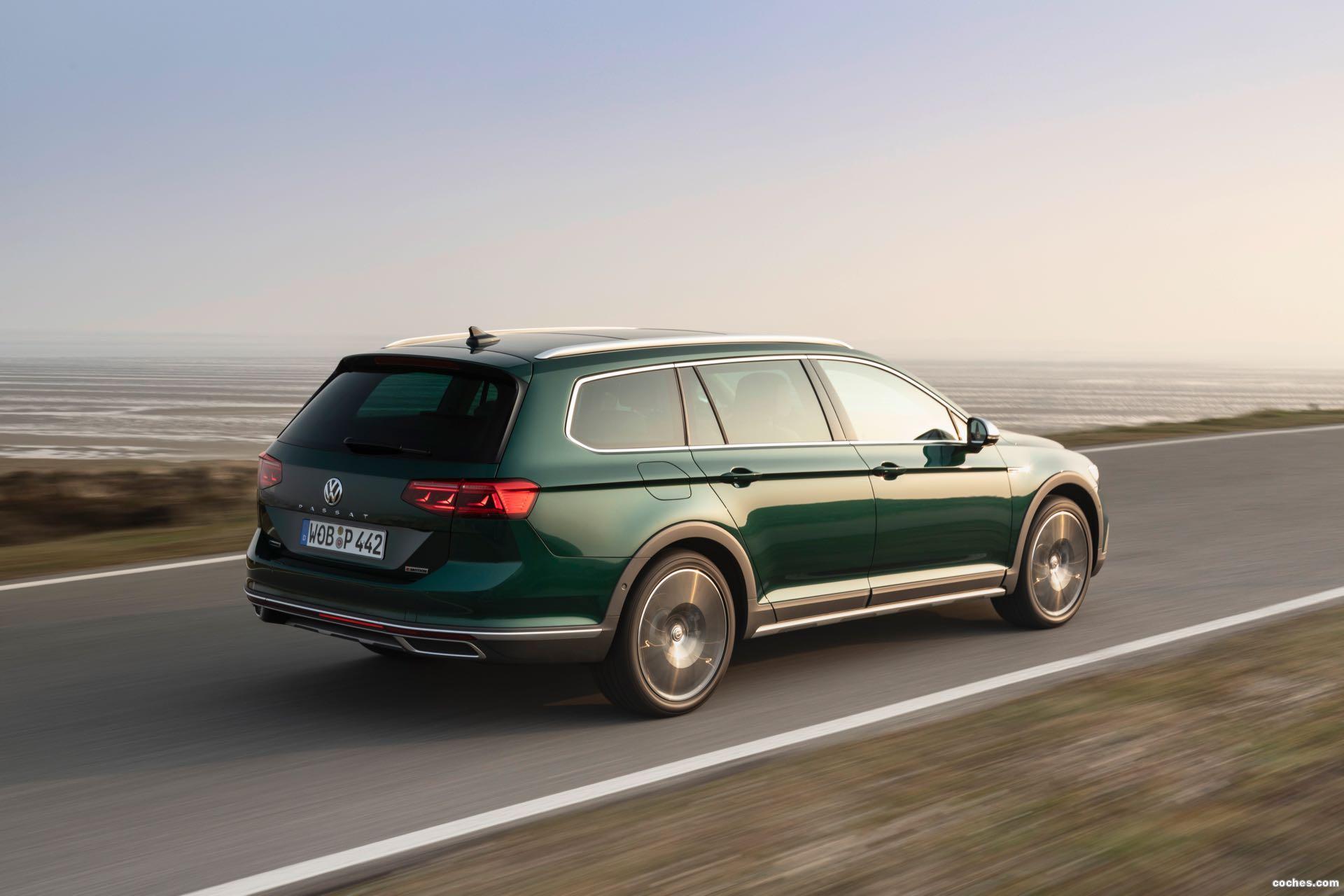 Foto 11 de Volkswagen Passat Alltrack 2019