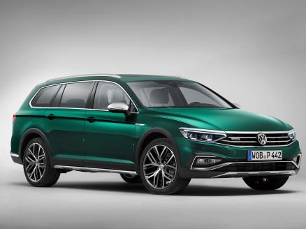 Volkswagen Passat Alltrack 2.0 Tsi Dsg 200kw