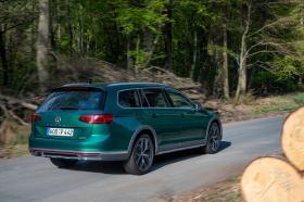 Ver foto 15 de Volkswagen Passat Alltrack 2019