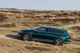 Ver foto 31 de Volkswagen Passat Alltrack 2019