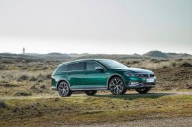 Ver foto 32 de Volkswagen Passat Alltrack 2019