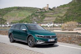 Ver foto 27 de Volkswagen Passat Alltrack 2019