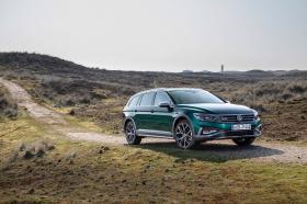 Ver foto 11 de Volkswagen Passat Alltrack 2019