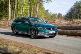Ver foto 35 de Volkswagen Passat Alltrack 2019