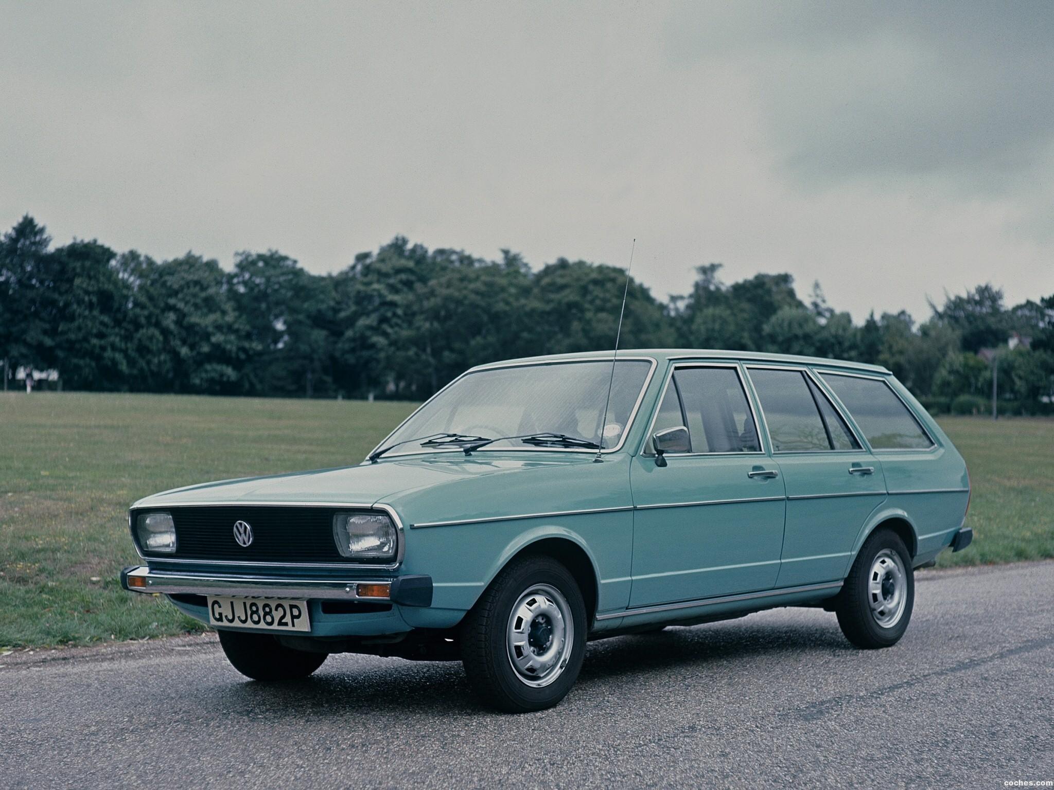 Foto 0 de Volkswagen Passat B1 1974