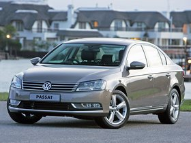 Fotos de Volkswagen Passat B7 2010