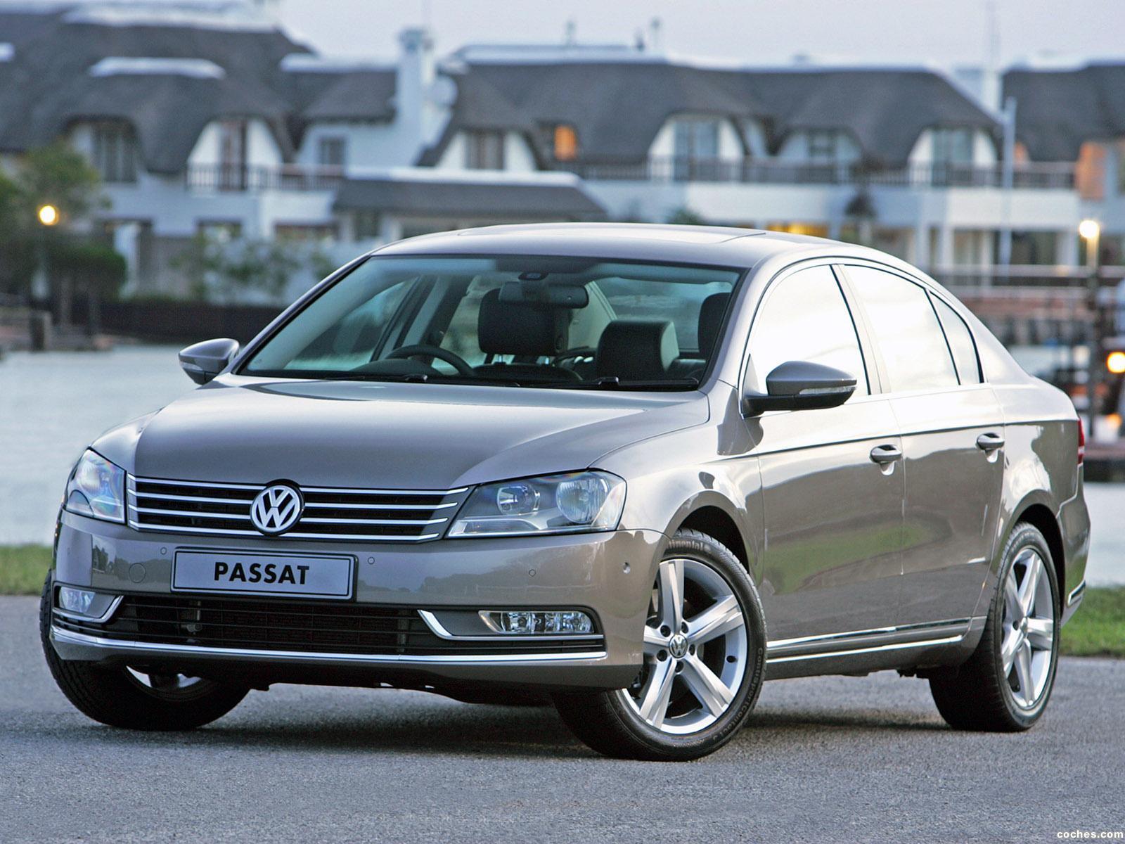 Foto 0 de Volkswagen Passat B7 2010