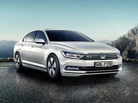 Fotos de Volkswagen Passat BlueMotion 2015