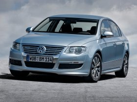 Fotos de Volkswagen Passat BlueMotion Sedan B6 2009