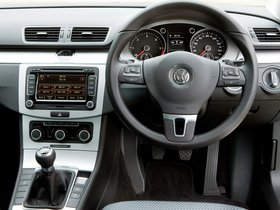 Ver foto 15 de Volkswagen Passat BlueMotion UK 2010