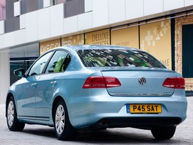 Ver foto 6 de Volkswagen Passat BlueMotion UK 2010