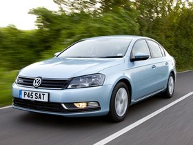 Ver foto 3 de Volkswagen Passat BlueMotion UK 2010