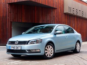Fotos de Volkswagen Passat BlueMotion UK 2010