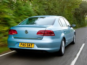 Ver foto 13 de Volkswagen Passat BlueMotion UK 2010