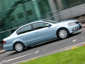 Ver foto 12 de Volkswagen Passat BlueMotion UK 2010