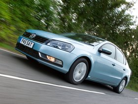 Ver foto 11 de Volkswagen Passat BlueMotion UK 2010